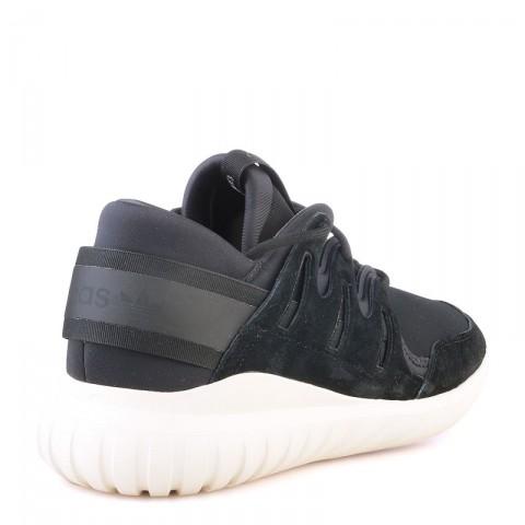 мужские черные  кроссовки adidas tubular nova S74822 - цена, описание, фото 2