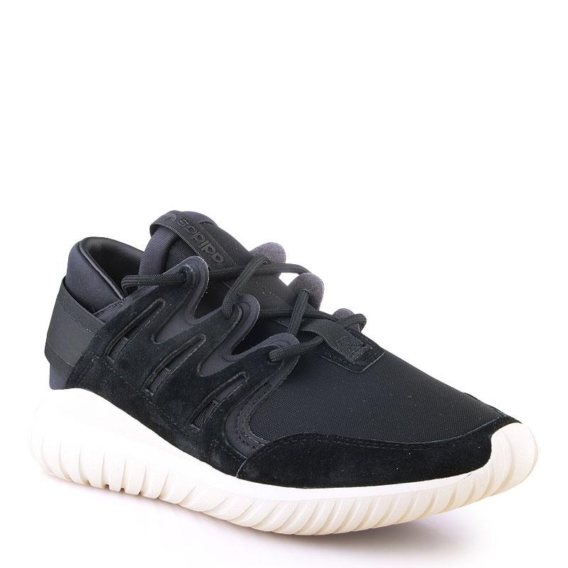 Купить мужские черные  кроссовки adidas tubular nova в магазинах Streetball изображение - 1 картинки