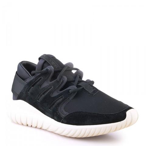 мужские черные  кроссовки adidas tubular nova S74822 - цена, описание, фото 1