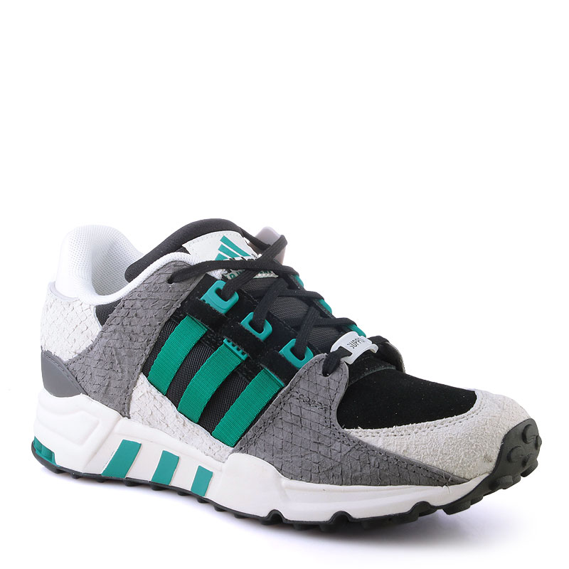 Купить женские серые,белые,зеленые  кроссовки adidas equipment support 93 в магазинах Streetball изображение - 1 картинки