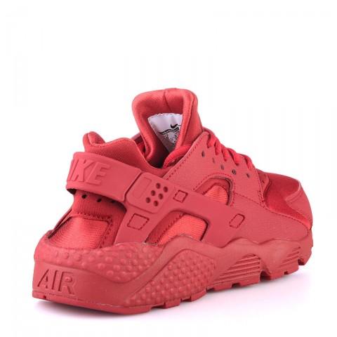 женские красные  кроссовки nike wmns air huarache run 634835-601 - цена, описание, фото 2