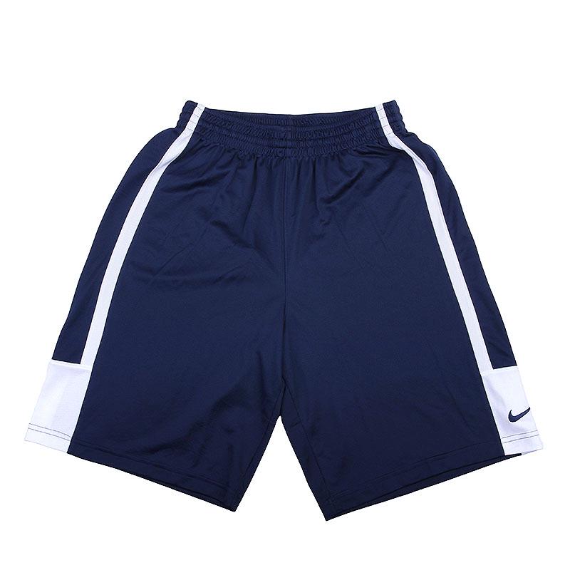 Шорты Nike League PracticeШорты<br>Полиэстер<br><br>Цвет: Синий, белый<br>Размеры US: XL<br>Пол: Мужской