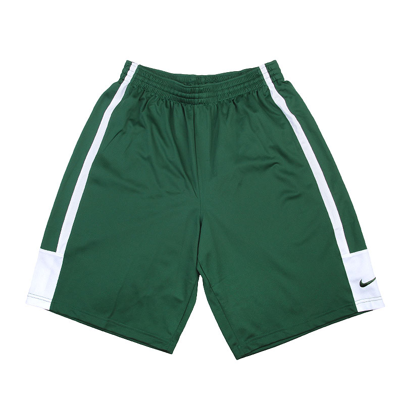 Шорты Nike League PracticeШорты<br>Полиэстер<br><br>Цвет: Зелёный, белый<br>Размеры US: 2XL<br>Пол: Мужской