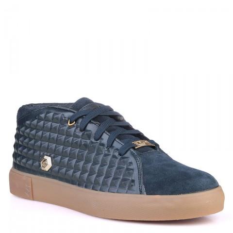 мужские синие  кроссовки nike lebron xiii 819859-400 - цена, описание, фото 1