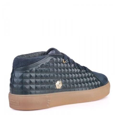 мужские синие  кроссовки nike lebron xiii 819859-400 - цена, описание, фото 2