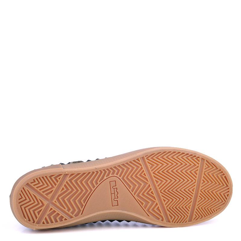 мужские синие  кроссовки nike lebron xiii 819859-400 - цена, описание, фото 4