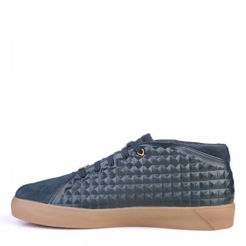 мужские синие  кроссовки nike lebron xiii 819859-400 - цена, описание, фото 3