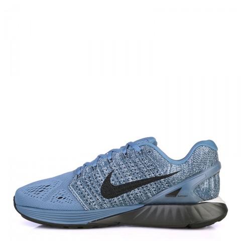 мужские синие  кроссовки nike lunarglide 7 747355-403 - цена, описание, фото 3