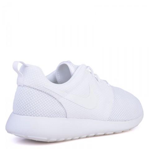 мужские белые  кроссовки nike roshe one 511881-112 - цена, описание, фото 2
