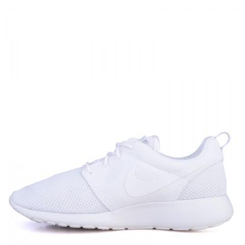мужские белые  кроссовки nike roshe one 511881-112 - цена, описание, фото 3