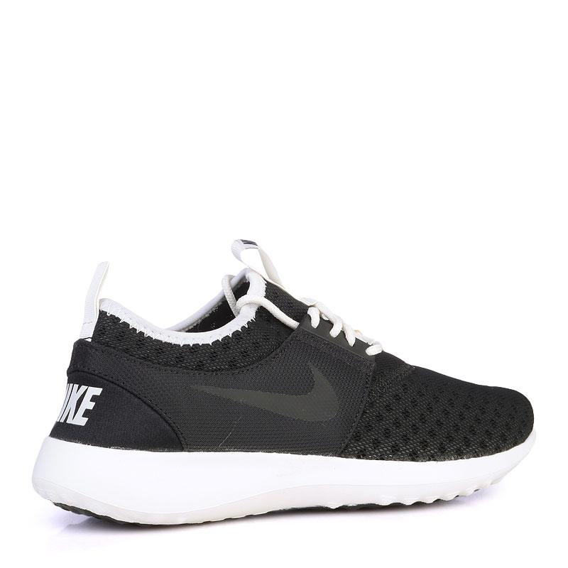 Купить мужские черные  кроссовки nike juvenate в магазинах Streetball изображение - 2 картинки