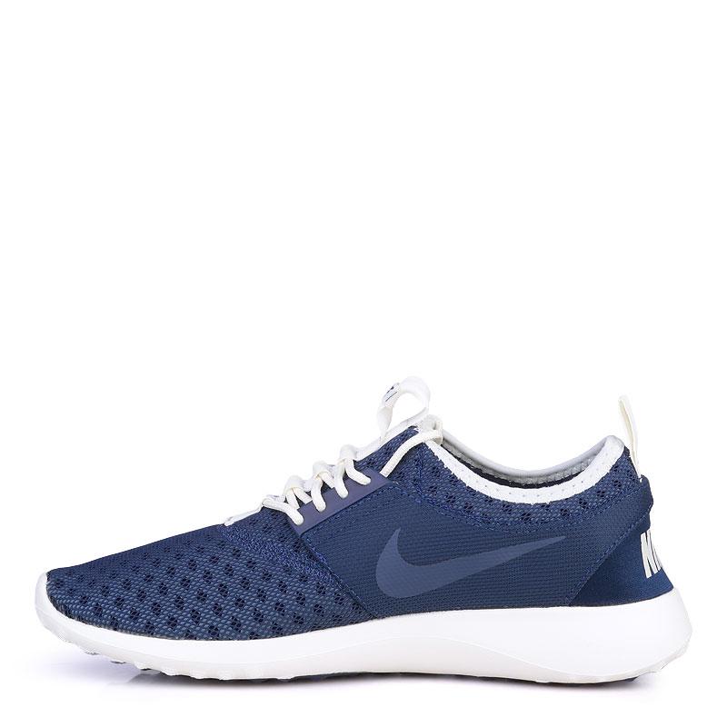 Купить мужские синие  кроссовки nike juvenate в магазинах Streetball изображение - 3 картинки