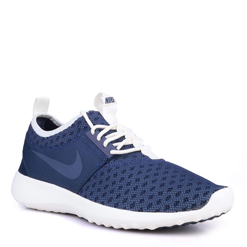 Купить мужские синие  кроссовки nike juvenate в магазинах Streetball изображение - 1 картинки