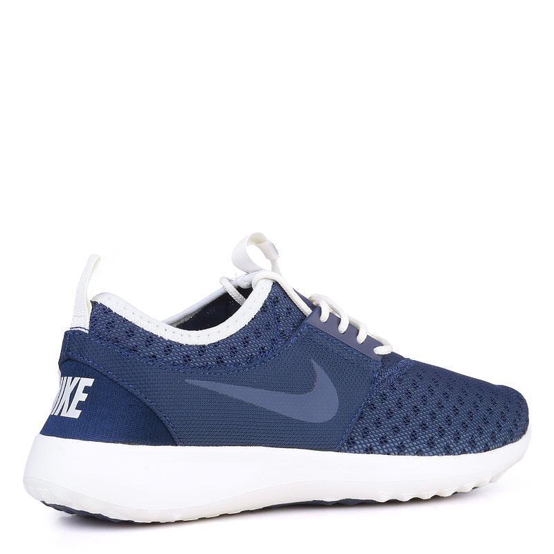 Купить мужские синие  кроссовки nike juvenate в магазинах Streetball изображение - 2 картинки