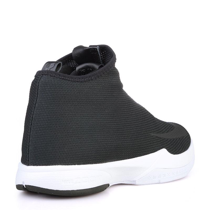 Купить мужские черные  кроссовки nike zoom kobe icon в магазинах Streetball изображение - 2 картинки