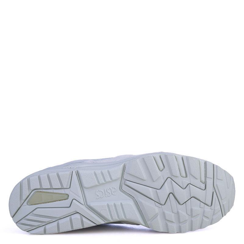 Купить мужские серые  кроссовки asics tiger gel-kayano trainer в магазинах Streetball изображение - 4 картинки