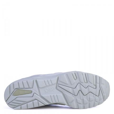 Купить мужские серые  кроссовки asics tiger gel-kayano trainer в магазинах Streetball - изображение 4 картинки