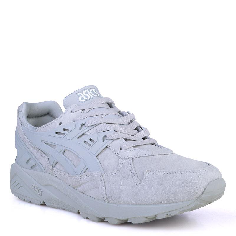 Купить мужские серые  кроссовки asics tiger gel-kayano trainer в магазинах Streetball изображение - 1 картинки