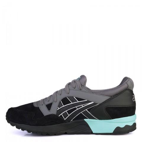 Купить мужские черные,зеленые  кроссовки asics tiger gel-lyte v в магазинах Streetball - изображение 3 картинки