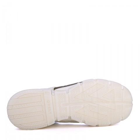 Купить мужские золотые, белые  кроссовки adidas j wall 2 bhm в магазинах Streetball - изображение 4 картинки