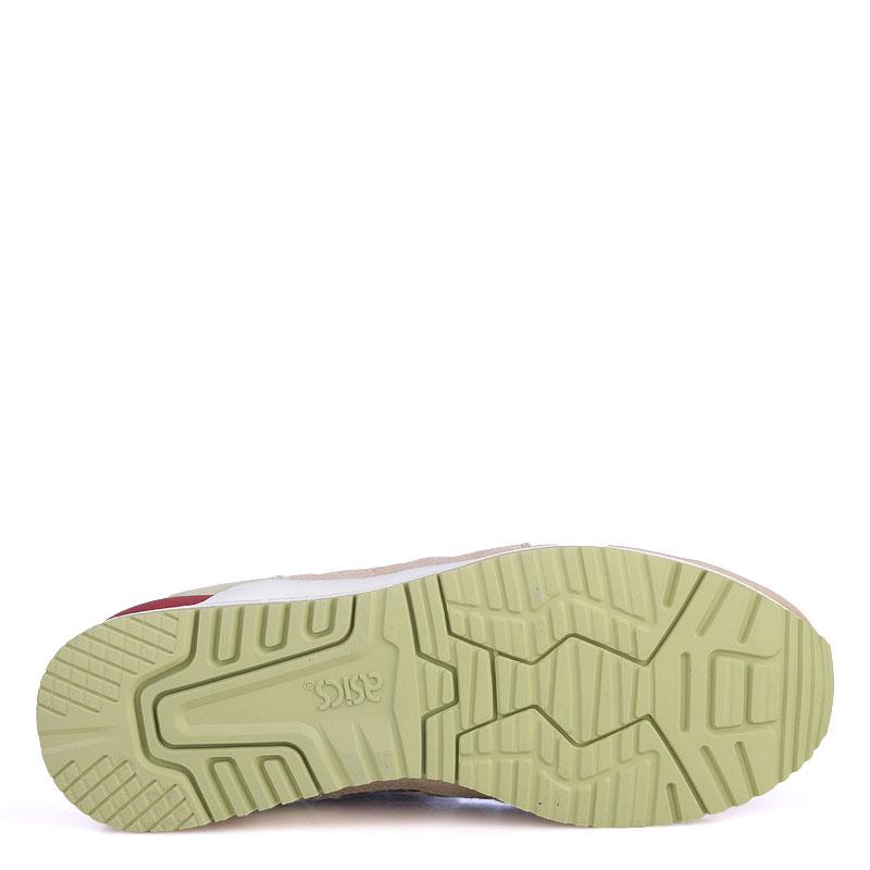 мужские песочные  кроссовки asics tiger gel-lyte iii H640L-0505 - цена, описание, фото 4