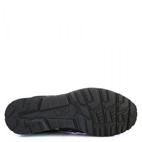 детские черные  кроссовки asics tiger gel-lyte v C541N-9012 - цена, описание, фото 4