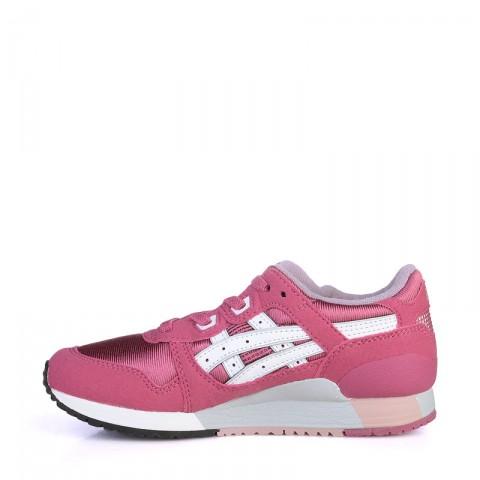 детские фиолетовые   кроссовки asics tiger gel-lyte iii C5A5N-3201 - цена, описание, фото 3
