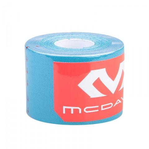 голубой  тейп mcdavid 61515t 61515T 5*5m-гол - цена, описание, фото 1