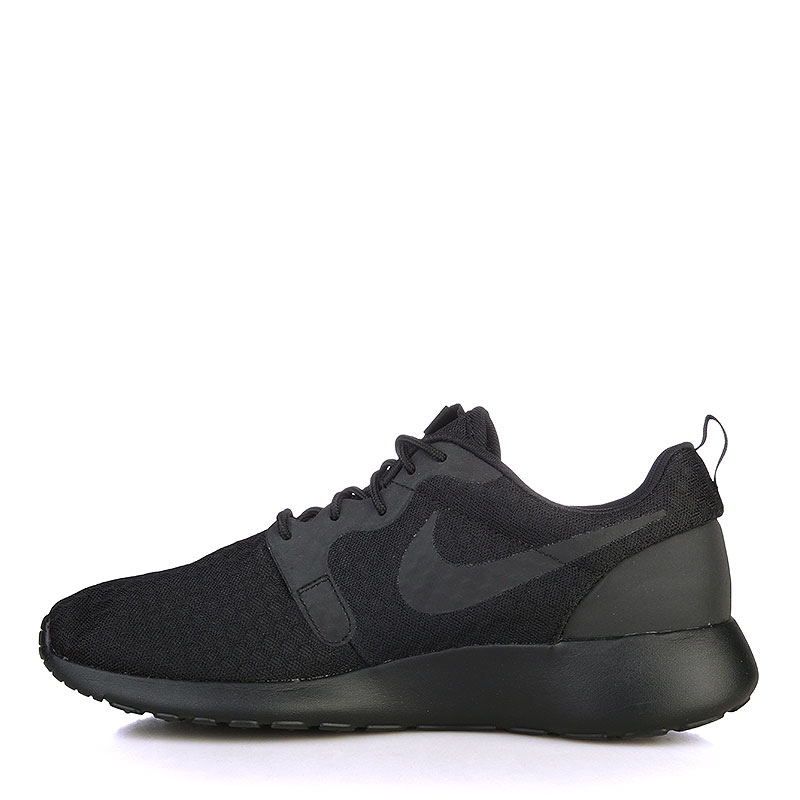 мужские черные  кроссовки nike nike roshe one hyp 636220-005 - цена, описание, фото 3