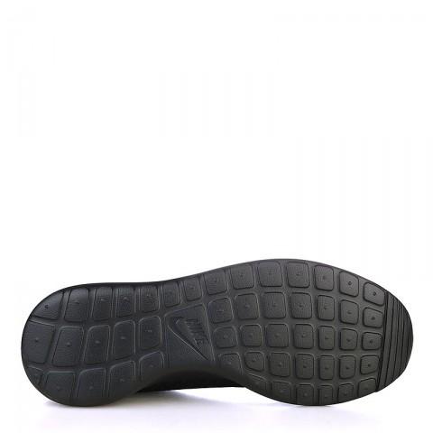 мужские черные  кроссовки nike nike roshe one hyp 636220-005 - цена, описание, фото 4