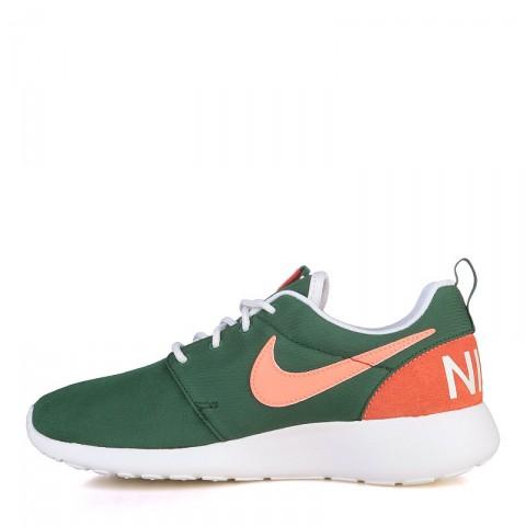 Купить женские зелёные, оранжевые, белые  кроссовки nike wmns roshe one retro в магазинах Streetball - изображение 3 картинки