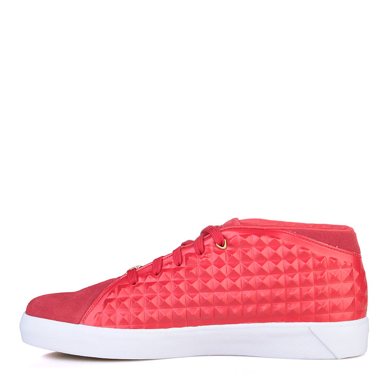 мужские красные, белые  кроссовки nike lebron xiii lifestyle 819859-600 - цена, описание, фото 3
