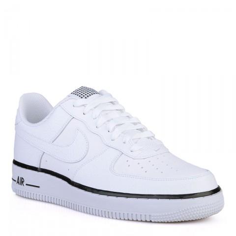 Купить мужские белые  кроссовки nike air force 1 в магазинах Streetball - изображение 1 картинки