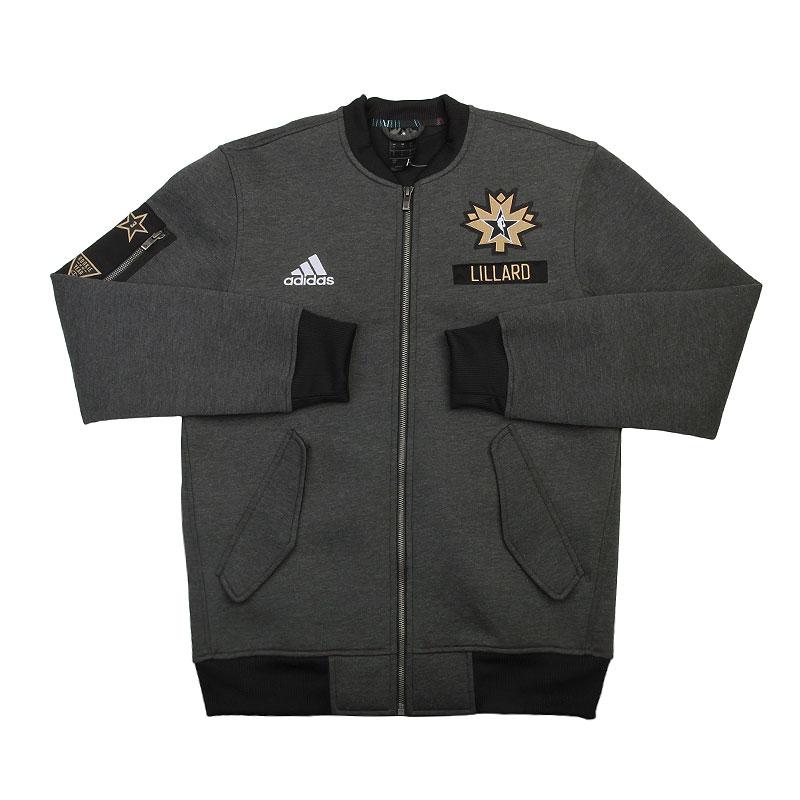 Куртка adidas AS LE PLYR JKTКуртки, пуховики<br>Хлопок, полиэстер<br><br>Цвет: Серый<br>Размеры UK: M;L;XL;2XL