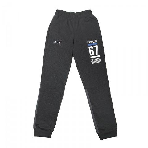 мужские серые  брюки adidas fnwr pant AJ1845 - цена, описание, фото 1