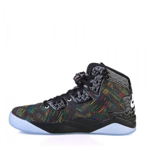мужские черные, голубые  кроссовки air jordan spike forty bhm 836750-045 - цена, описание, фото 3