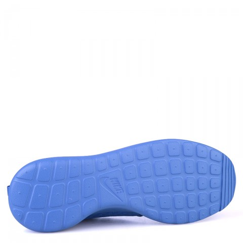 Купить мужские синие  кроссовки nike roshe one hyp в магазинах Streetball - изображение 4 картинки