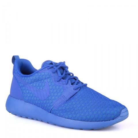 Купить мужские синие  кроссовки nike roshe one hyp в магазинах Streetball - изображение 1 картинки