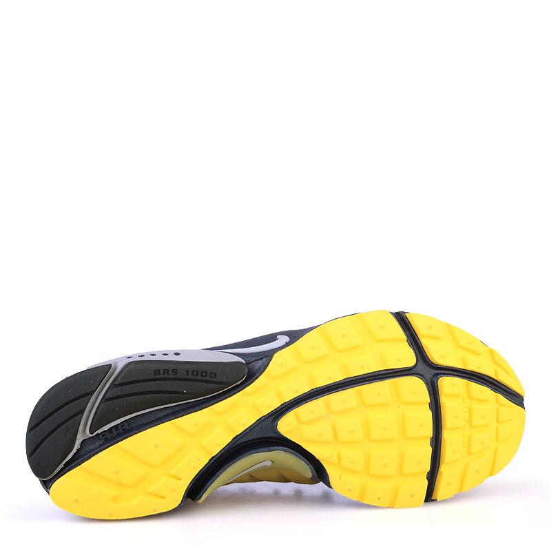 мужские белые,желтые,синие  кроссовки nike air presto 305919-041 - цена, описание, фото 4