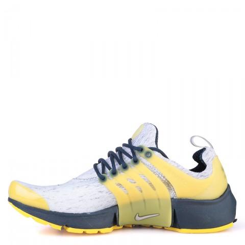 мужские белые,желтые,синие  кроссовки nike air presto 305919-041 - цена, описание, фото 3