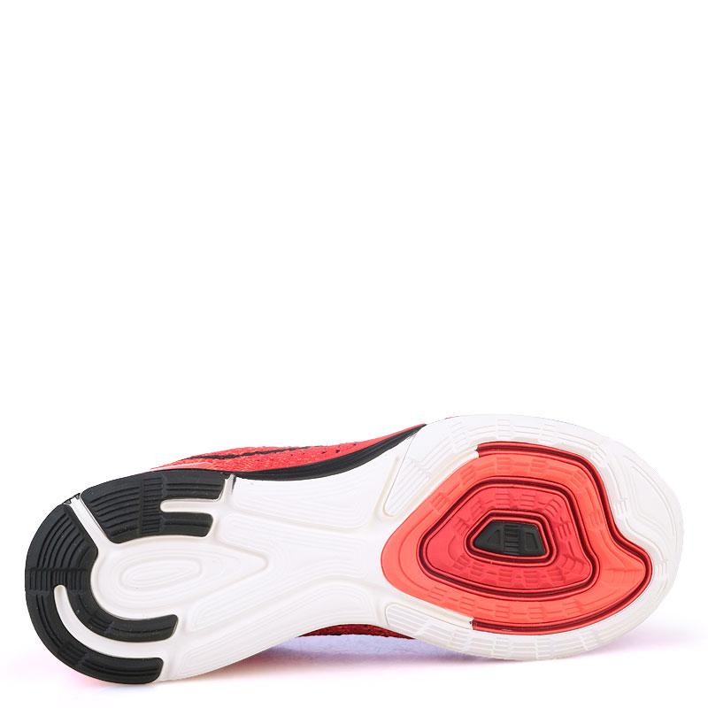 Купить мужские красные  кроссовки nike lunarglide 7 в магазинах Streetball изображение - 4 картинки
