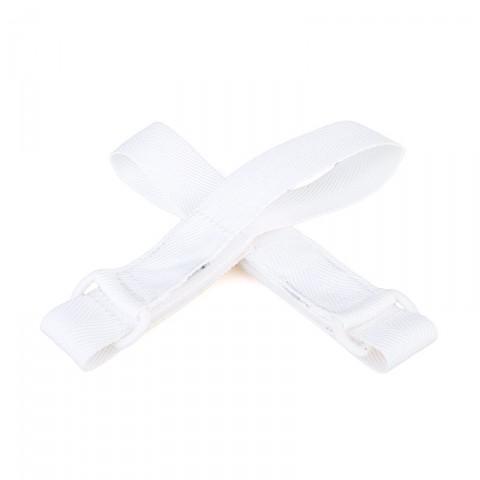 Купить мужские белые, бордовые  кроссовки nike air force 1 hi retro qs в магазинах Streetball - изображение 5 картинки
