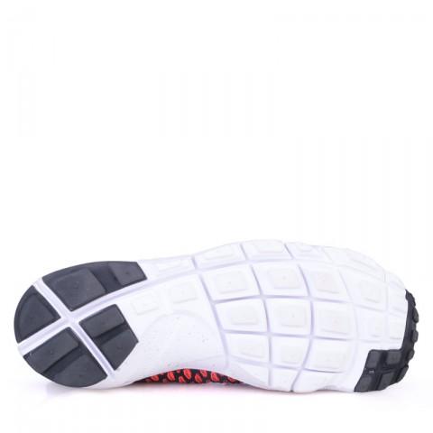 мужские красные  кроссовки nike air footscape magista flyknit 816560-002 - цена, описание, фото 4