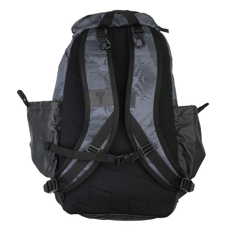 Купить черный  рюкзак nike kobe mamba xi backpack в магазинах Streetball изображение - 2 картинки