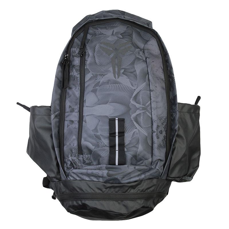 Купить черный  рюкзак nike kobe mamba xi backpack в магазинах Streetball изображение - 1 картинки