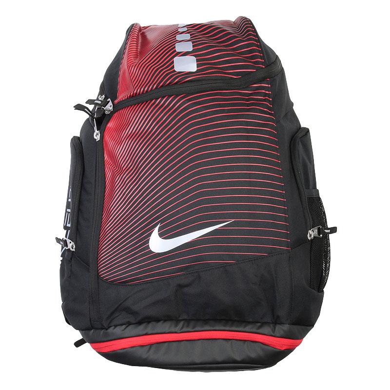Купить черный  рюкзак nike hoops elite max air graphic в магазинах Streetball изображение - 1 картинки
