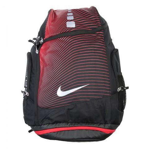 Купить черный  рюкзак nike hoops elite max air graphic в магазинах Streetball - изображение 1 картинки