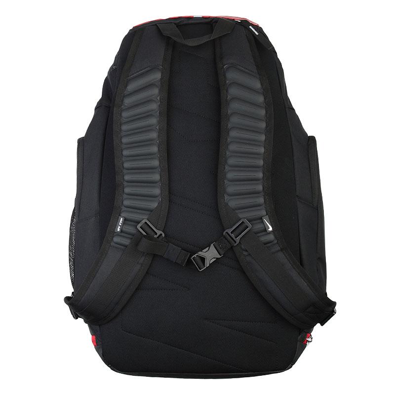 Купить черный  рюкзак nike hoops elite max air graphic в магазинах Streetball изображение - 2 картинки