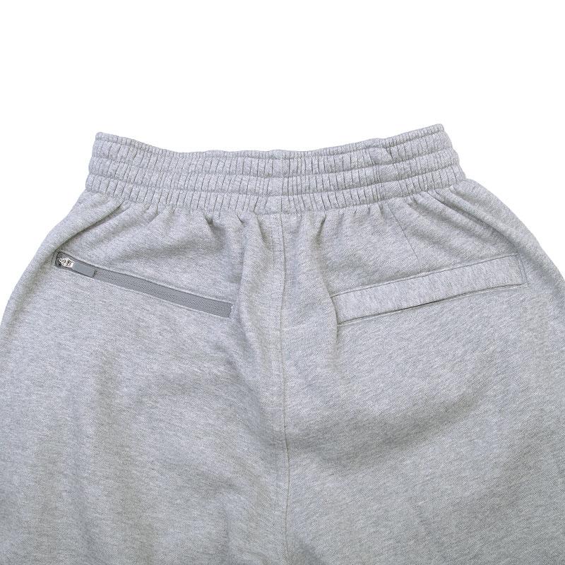 Купить мужские серые  брюки jordan city fleece pant в магазинах Streetball изображение - 2 картинки
