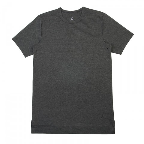 мужскую серую  футболка jordan 23 lux extended 724496-032 - цена, описание, фото 1